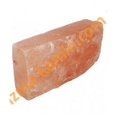 Гималайская соль SF2R  20x10x2,5 см плитка рваный камень